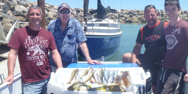 Gallery strike 1 fishing charters adelaide for Private fishing charters nj